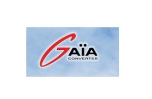 Gaia Converter Logo